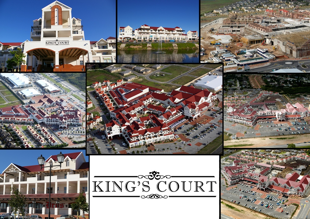 Kings Court Collage Final